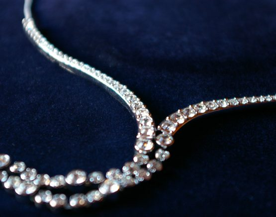 collana diamanti compro oro avellino